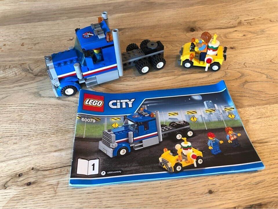 Lego City, 60079, 60065