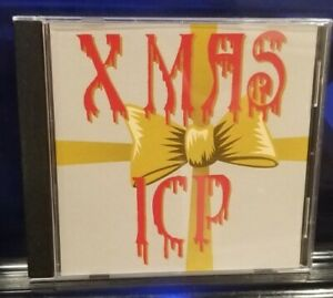 Insane-Clown-Posse-ICP-Xmas-CD-1994-Carnival-Christmas-esham-twiztid-juggalo