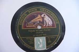 LE-PALACE-TRIO-NOBODY-BUT-YOU-LE-TRIO-ALL-STAR-OH-BY-JINGO-OH-BY-GEE-78RPM