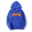 Men-Women-Hoodie-Sweater-Hip-hop-Skateboard-Thrasher-Sweatshirts-Pullover-Coat-X thumbnail 10