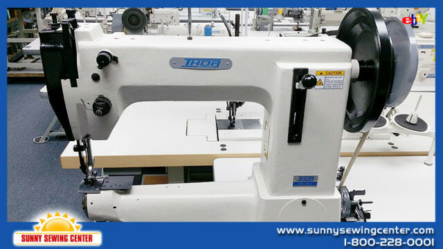 Thor Gb404040 Extra Heavy Duty Cylinder Bed Walking Foot Sewing Beauteous Cylinder Sewing Machine Used