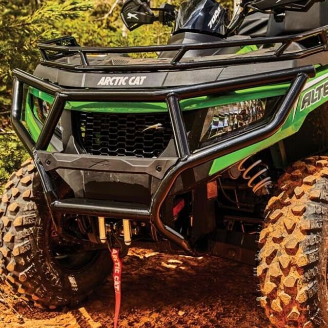2016-2018 Mid-size Alterra Replacement For Part-2436-507 Textron//arctic Cat Atv Deluxe Rear Bumper