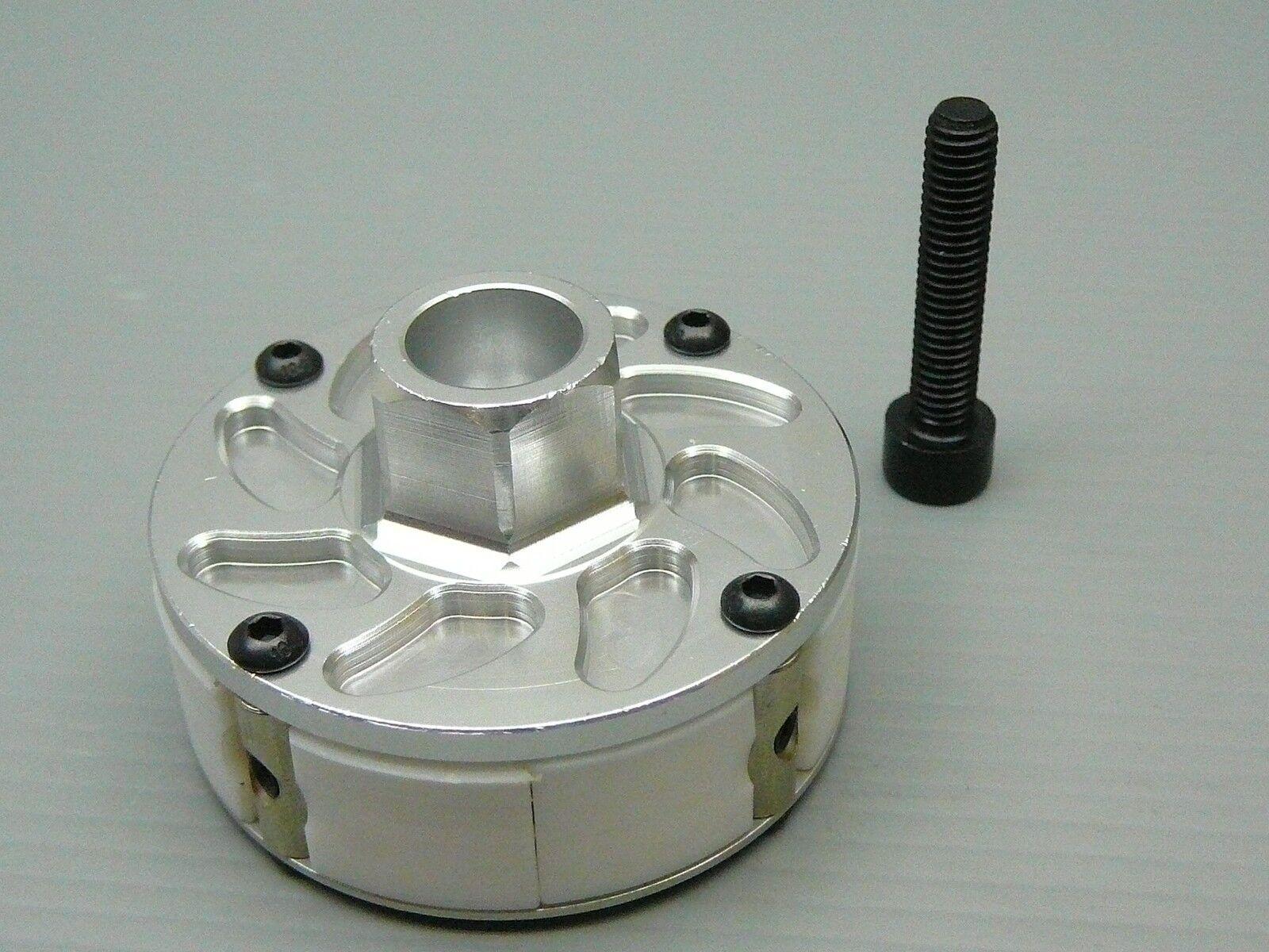 Vxp einstellbare racing 4 schuh kupplung 1   5 gas hpi baja 5b 5ive fg losi km