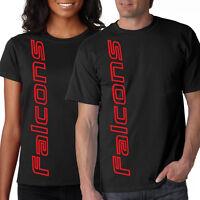 Falcons Vert T-shirt Black L Xl 2x 3x 4x 5x Atlanta Men's Ladies'