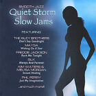 Smooth Jazz: Quiet Storm Slow Jams [Digipak] by Various Artists (CD, Apr-2007, Shanachie Records)