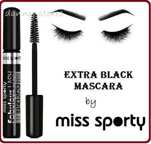a686cb012b8 Miss Sporty Fabulous Lash Extra Black Lengthen and Volume Mascara 8 ...