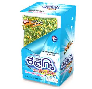 12x-Baked-Seaweed-Crispy-Seleco-Thai-Snack-Dried-Food-Big-Bite-Halal-Travel-20g