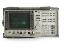 Agilent Keysight 8563e Portable Spectrum Analyzer 9 Khz To 265 Ghz With 85620a