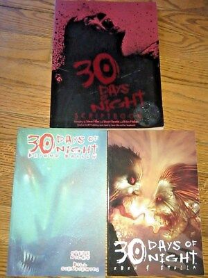 NM IDW COMICS 30 DAYS OF NIGHT ANNUAL 2004 GRAPHIC NOVEL