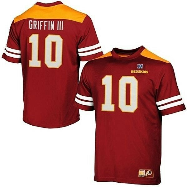 Infant Washington Redskins Robert Griffin III Nike Burgundy Team Color Game Jersey