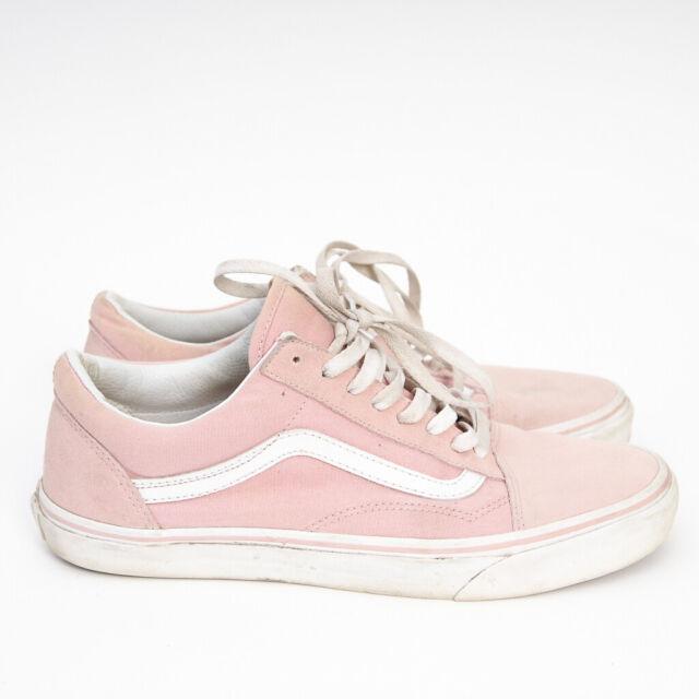 Vans Old Skool Pink Shoes 10 US Unisex UK 9/EUR 43 Mens/Womens Skate Sneakers