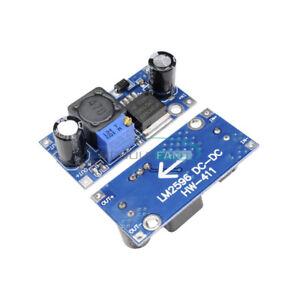 10PCS-DC-DC-Buck-Converter-LM2596-Step-Down-Module-Power-Output-1-23V-30V