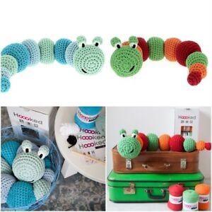 Cute Crochet Little Caterpillar - Free Pattern - DIY 4 EVER | 300x300