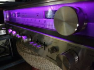 3-PURPLE-8V-LED-LAMPS-SX-880-SX-3600-SX-3700-SX-3800-SX-3900-SX-780-Pioneer