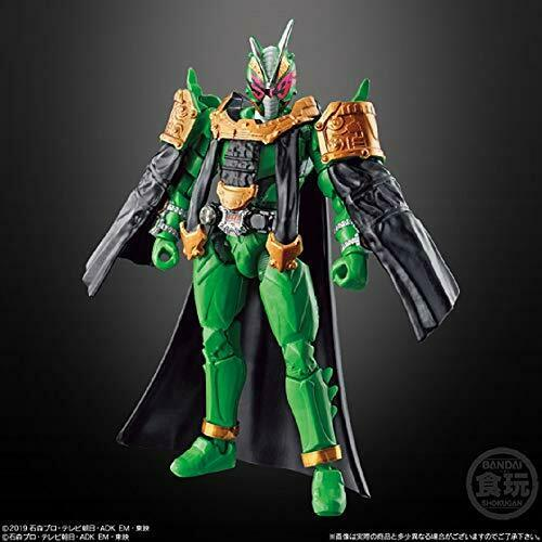 Sodo Kamen Rider Zero One AI 06 Complete Set Shokugan//Gum Kamen Rider Zero One