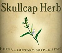 Skullcap Herb Single Liquid Extract Herbal Tincture For Stress & Sleep Support