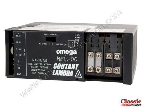 LambdaMML200//Q2Power Supply Refurbished