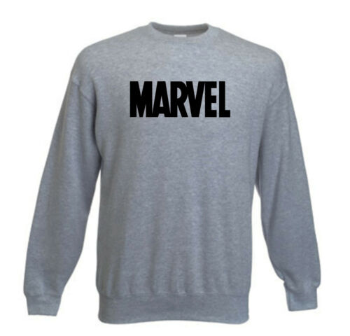 UNISEX MARVEL,COMIC,SUPER HERO SWEATSHIRT