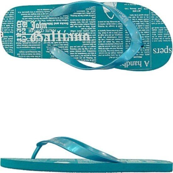 John Galliano infradito gazette, gazette beach flip flops