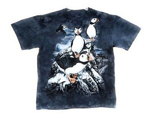 The-Mountain-Adult-Unisex-Find-Ten-Puffins-T-Shirt-Tee-S-M-L-XL-2X-NWT