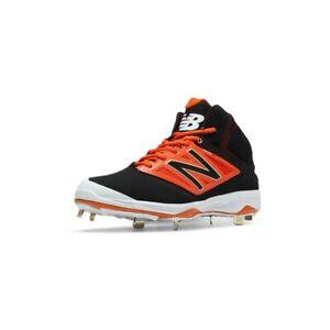 new balance orange baseball cleats
