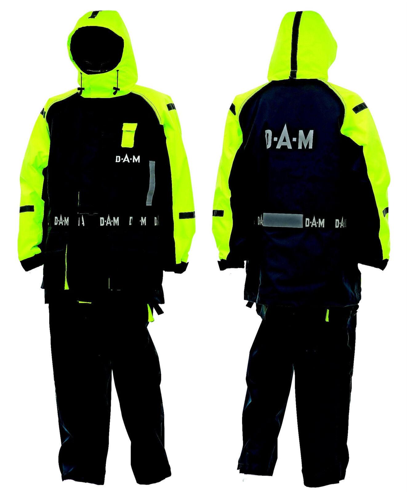 DAM Safety Safety DAM Boat Suit 2-Teiler -Größe wählbar- Schwimmanzug Floatinganzug bf4ef7