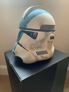 Master Replicas - 501st Legion Trooper Helmet (Special Ops Weathered) SW-178