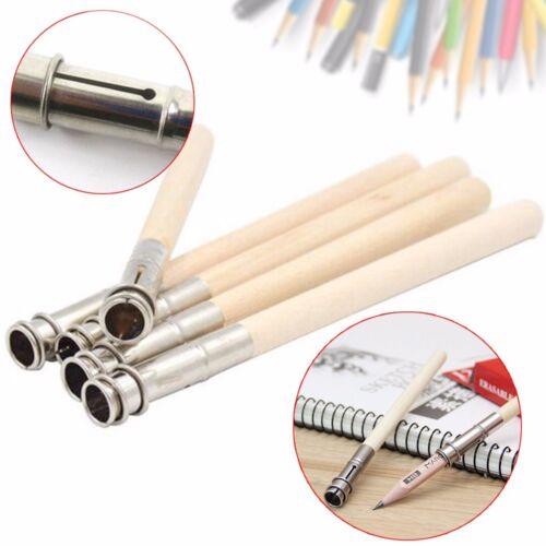 5 stücke Stiftverlängerung Stiftverlängerer Bleistift Verlängerung Verlängerer