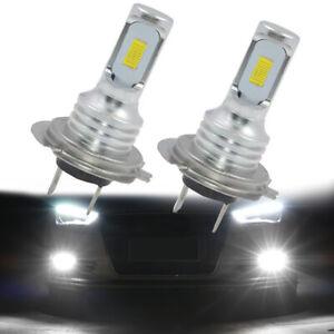 2Pcs-Set-H7-LED-Headlights-Bulbs-Conversion-Kit-High-Low-Beam-80W-12V-24V-White