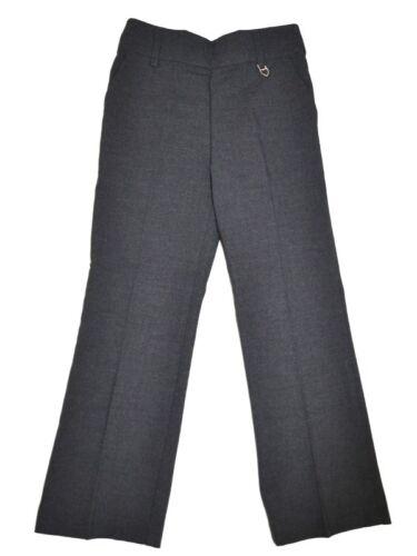 10 12 Ex-John Lewis Girls GREY Heart School Trousers  Ages 4 7 yrs 8 9