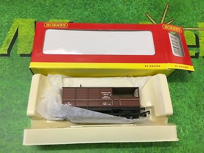 2019 Ultimo Disegno Hornby R6146a 20 Ton Toad Brake Van (ex Gwr) W17441 In Br Brown Negozio Online