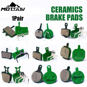 Outdoor Bicycle Pad Brake Pads Bike Ceramics Discs Hydraulic Disc Brakes
