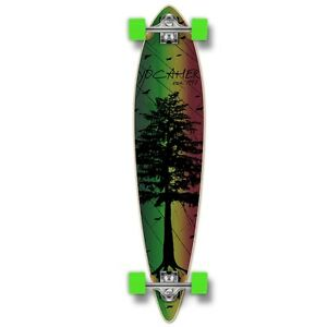 Yocaher-Pintail-Longboard-Complete-In-the-Pines-Rasta