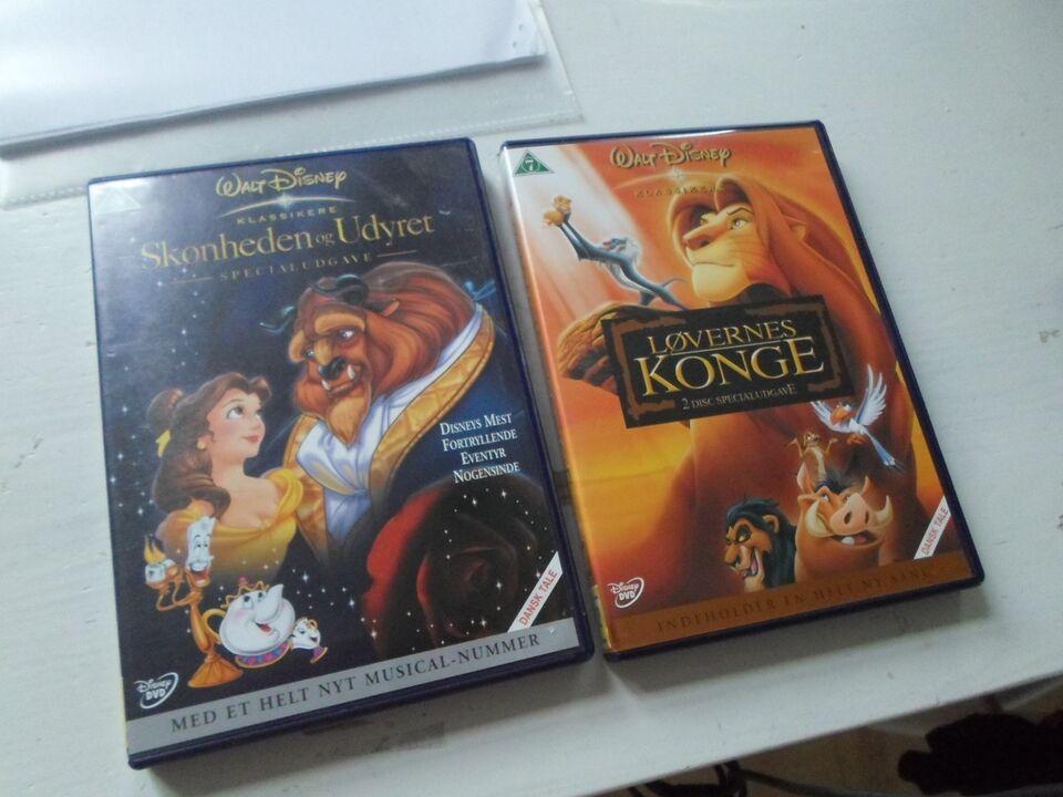 disney samling dvd