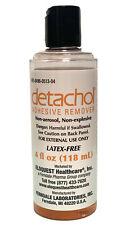 Brand New Detachol Adhesive Remover 4 Oz Free Shipping