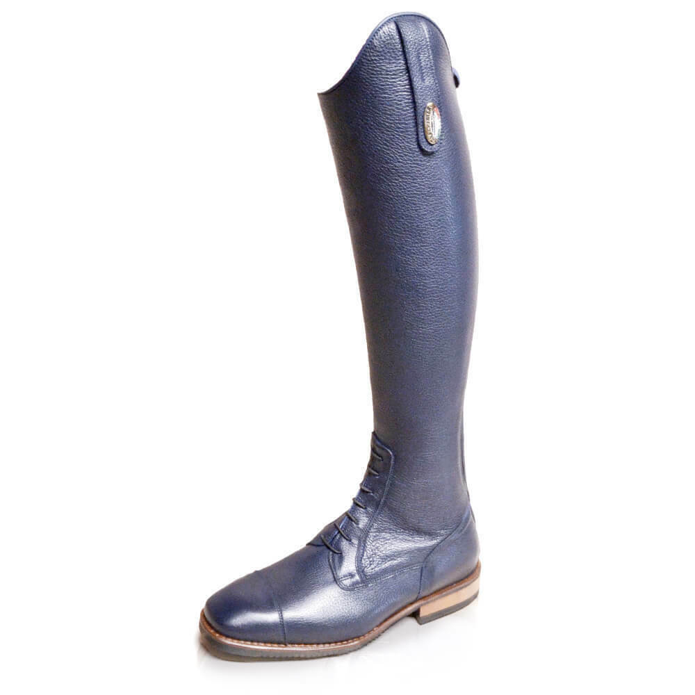 DeNiro S3312 Riding Boots In bluee