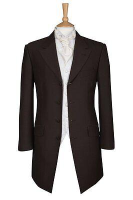 FUNERAL 20-46 DRESS MEN/'S BOYS NAVY HERRINGBONE PRINCE EDWARD JACKET,WEDDING
