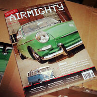 Airmighty Megascene Air Cooled Vw Lifestyle Magazine Issue 16