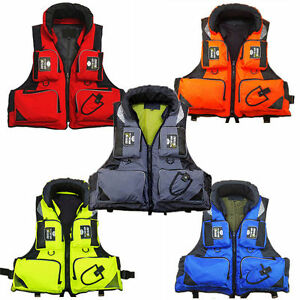 Unisex Adult Buoyancy Aid Sailing Kayak Canoe Brand New Fishing Life Jacket Vest