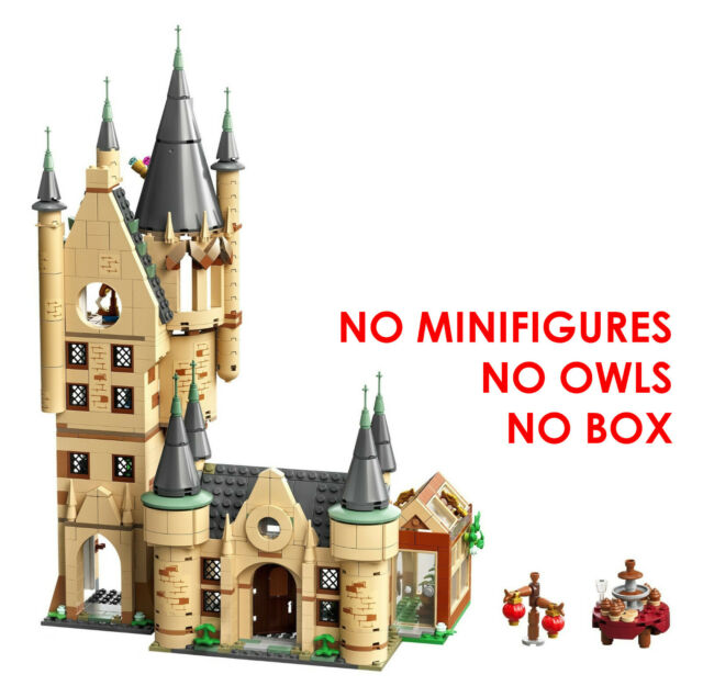 LEGO HARRY POTTER – HOGWARTS ASTRONOMY TOWER 75969 – NO MINIFIGS – BRAND NEW