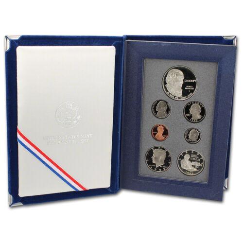 1993 US Mint Prestige Proof Set