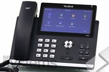 "Yealink SIP-T48G / T48G IP Telefon 7"" Farb-Touchscreen SIP Standard Schwarz"