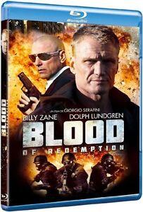 Blu-Ray-BLOOD-OF-REDEMPTION-Dolph-Lundgren-Billy-Zane-NEUF-cellophane