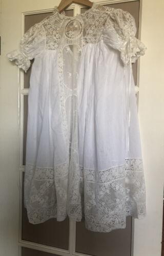 Antique Edwardian Dress Set XXS