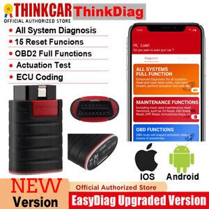 Thinkdiag VS Easydiag sistema completo Escáner OBD2 Herramienta de diagnostico