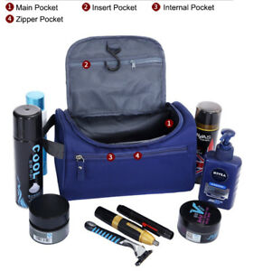 Cosmetic-Case-Women-Men-Makeup-Bag-Hanging-Wash-Travel-Waterproof-Toilet-Pouch