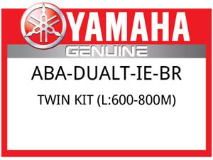 Brand New Yamaha OEM Part ABA-DUALT-IE-BR Twin Kit L:600-800M