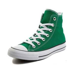 1733764c1f9bb Details about NEW Converse Chuck Taylor All Star Hi Sneaker Amazon Green  Mens