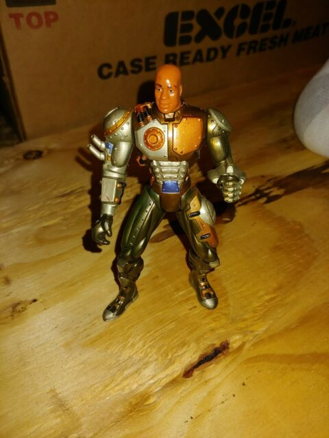 Kenner Steel Figure Power Gauntlet Steel 1997