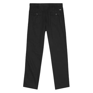 Huf Worldwide Skateboard Pant Pants Chino Hose Standard Easy Black in M 32